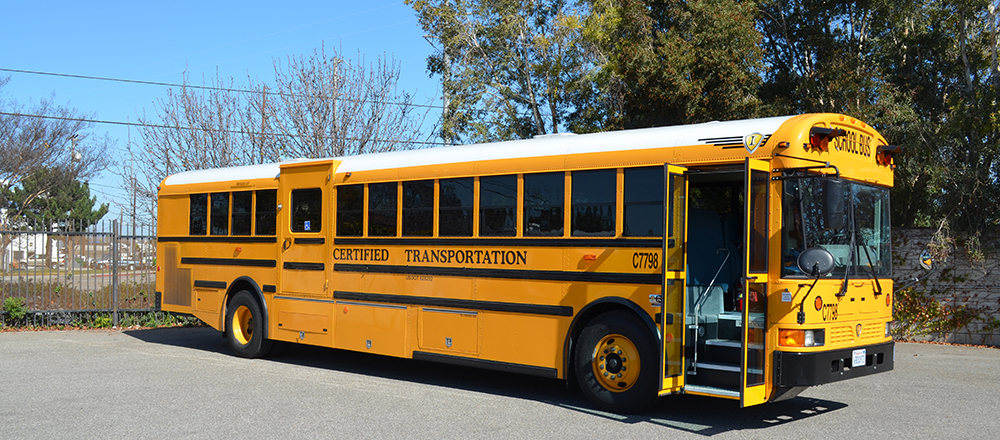 Cts Bus 187 Ada School Bus